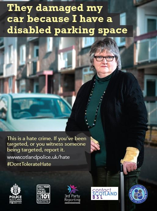 DontTolerateHate Poster 1