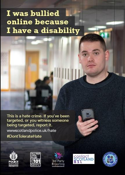 DontTolerateHate Poster 4